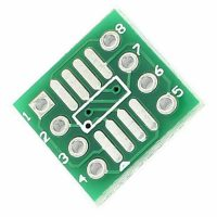 DPS adaptér SOP8 SO8 SOIC8 na DIP8