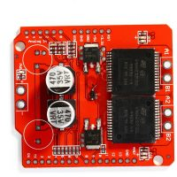 Arduino 30A motor shield VNH2SP30