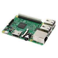 Raspberry Pi 3 Model B Quad Core 1.2 GHz 64bit CPU, 1GB RAM, WiFi, Bluetooth 4.1