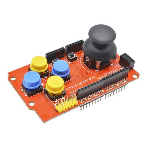 Foto - Arduino gamepad Shield
