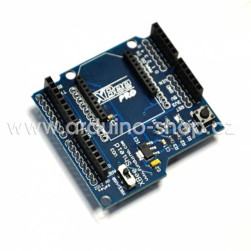 Foto - Arduino XBee Shield