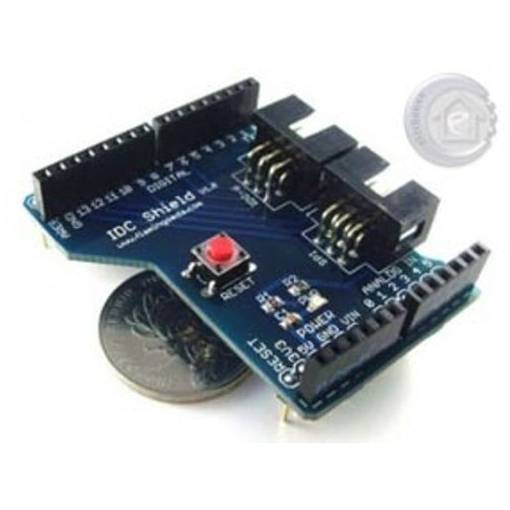 Foto - Arduino SPI shield