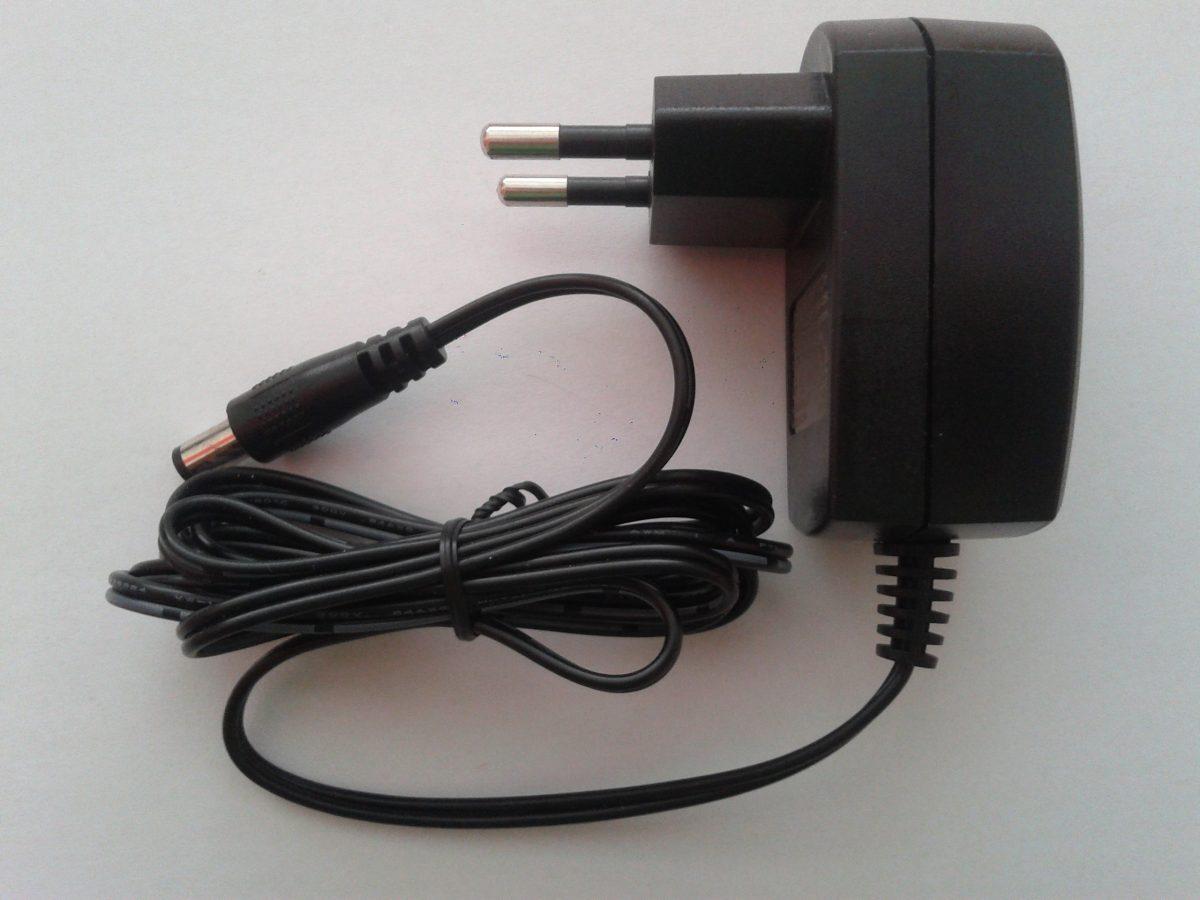 Spínaný zdroj adaptér 12V, 0.5A, 6W