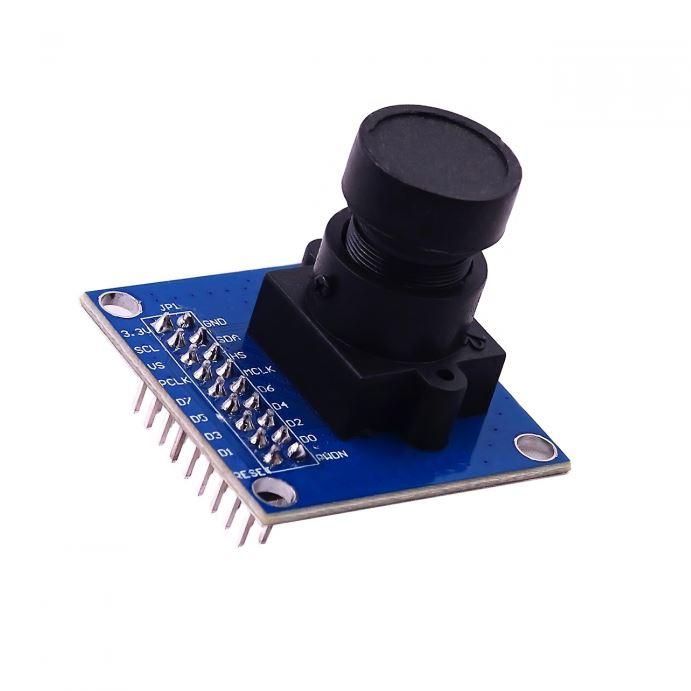 VGA kamera 640 x 480px