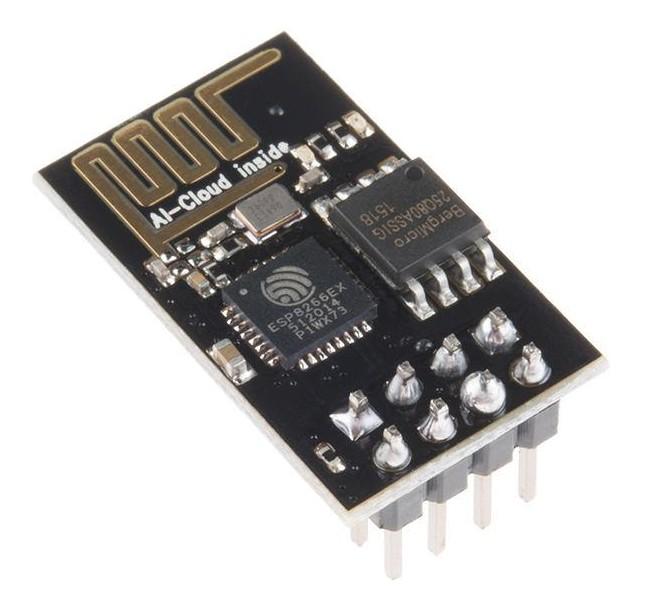 ESP8266 ESP-01 WIFI TCP/IP