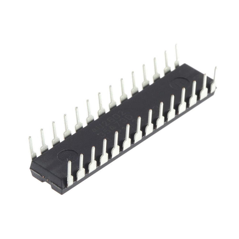 Arduino ATMEGA328P-PU s bootloaderem