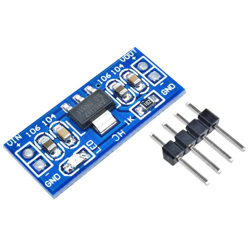 Arduino stabilizátor napětí 5V
