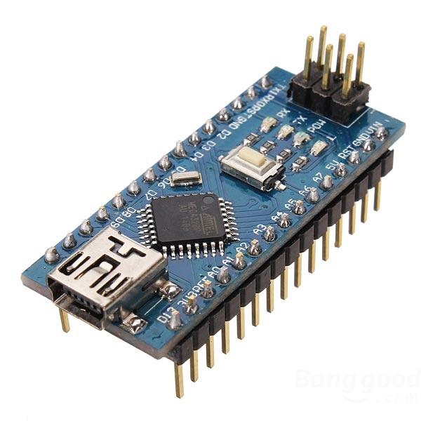 Arduino NANO clone In the 3 0 driver CH340 | arduino-shop cz