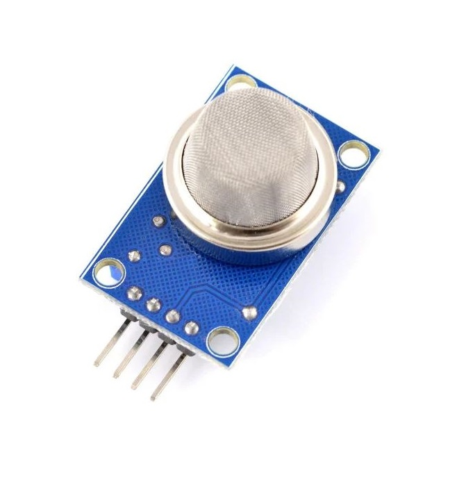 Arduino senzor MQ2 hořlavých plynů propanu, metanu, butanu, vodíku