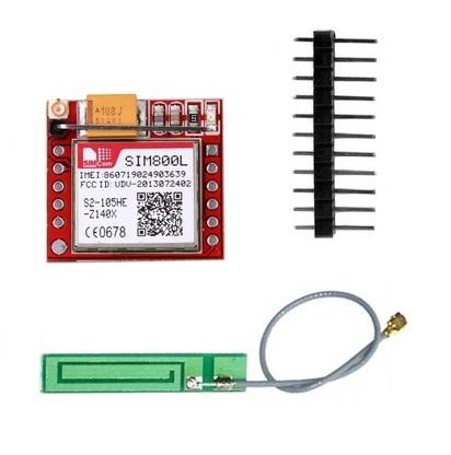 GSM GPRS module for Arduino | arduino-shop cz