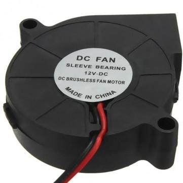 Chladící ventilátor pro 3D tiskárny 12V 50mm