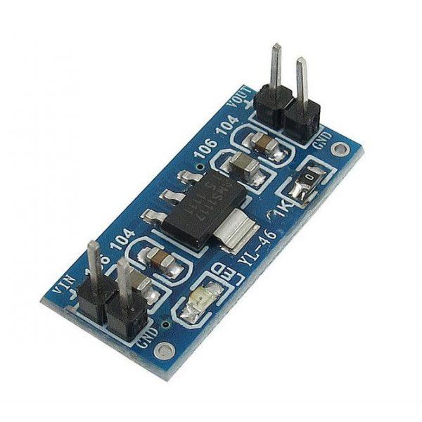 Stabilizátor napětí ze 4.5V - 7V na 3,3V