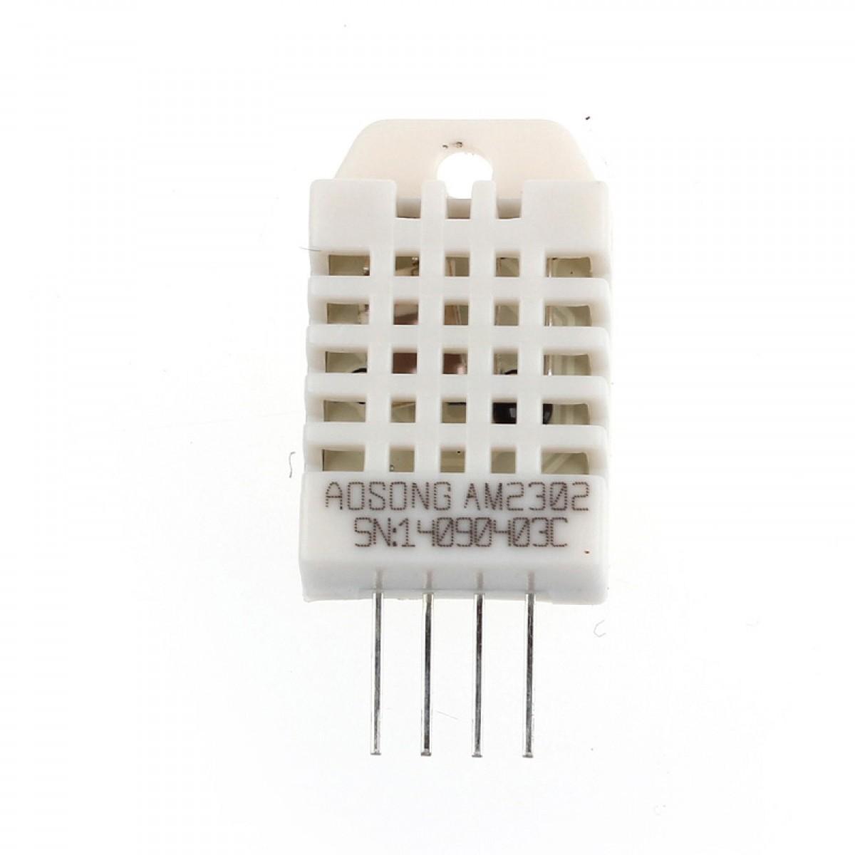 Arduino DHT22 teploměr a vlhkoměr digitální