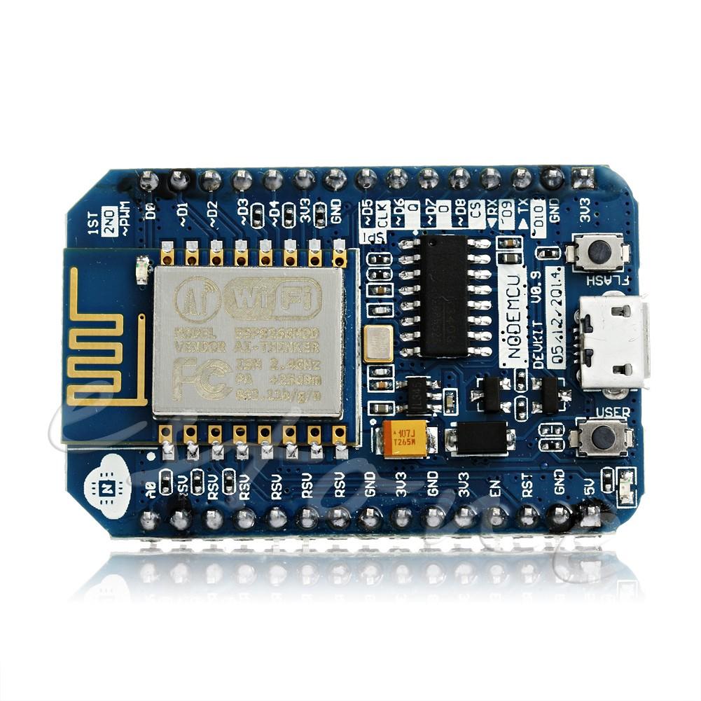 NodeMcu Lua ESP8266 CH340 WI-fi