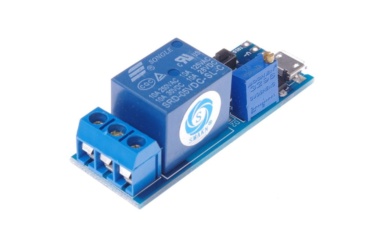 Module Time Delay With Relay Related Links Timer Electronic Switch More Circuit