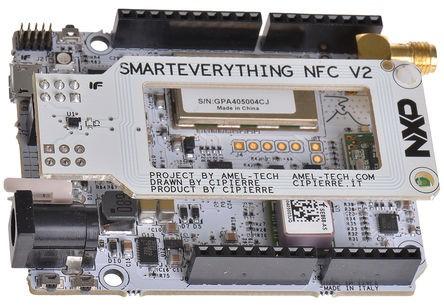 SIGFOX LPWAN Vývojová Sada s GPS galileo redy, NFC