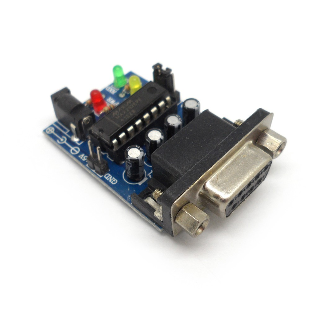 MAX232CPE DB9 RS232 TTL převodník