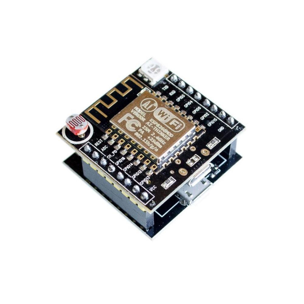 ESP8266 ESP-12F Vývojový Modul s CH340 Základnou a Tlačítky