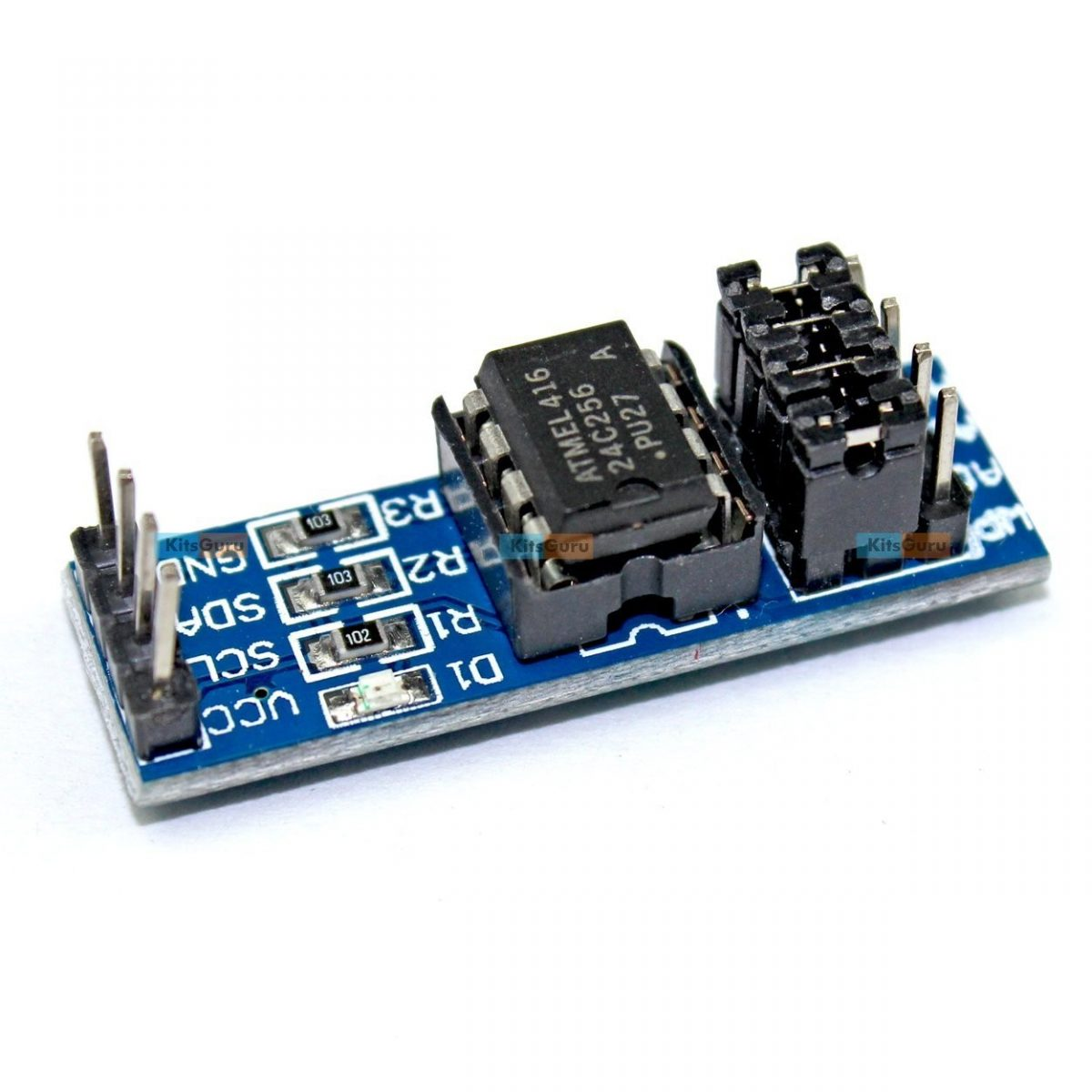 I2C EEPROM AT24C256 to Store Data for Arduino, PIC | arduino