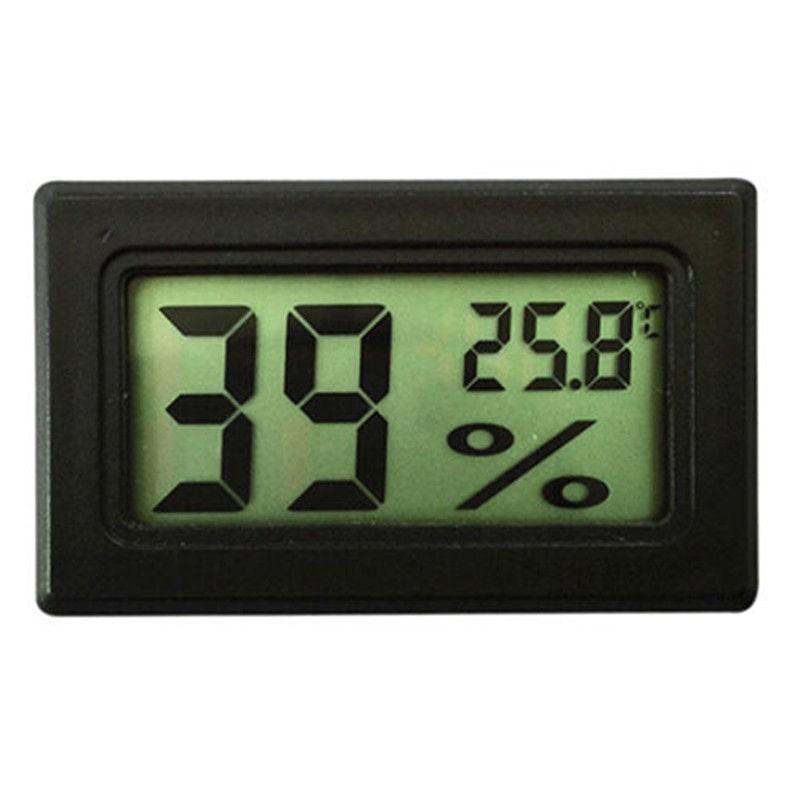 Digitální LCD Teploměr a Vlhkoměr Vnitřní do Panelu