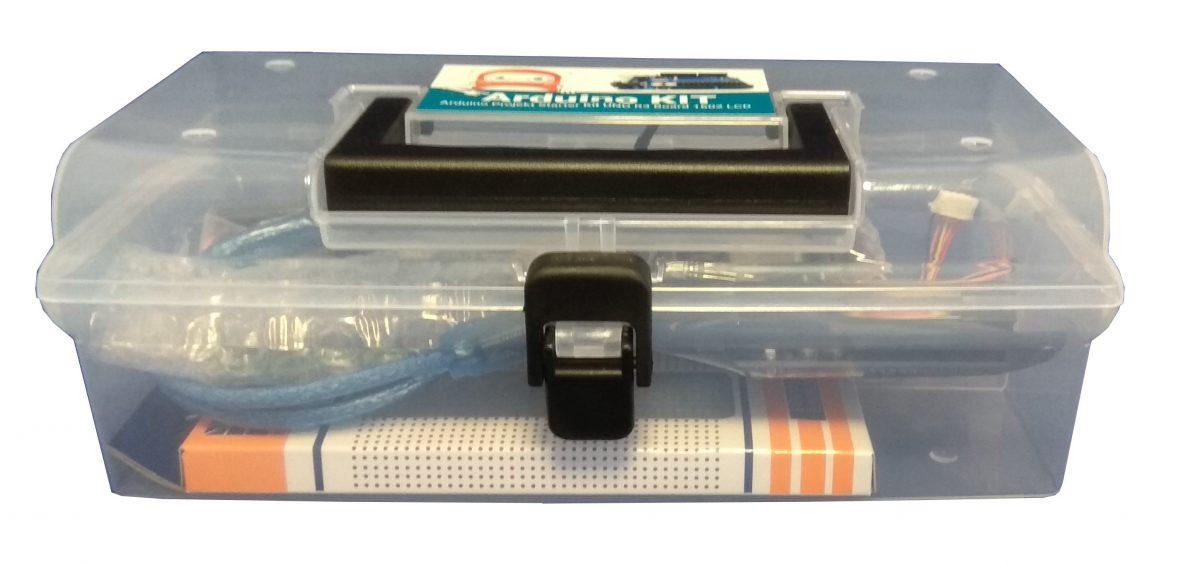 Arduino Projekt Starter Kit UNO R3 Board 1602 LCD