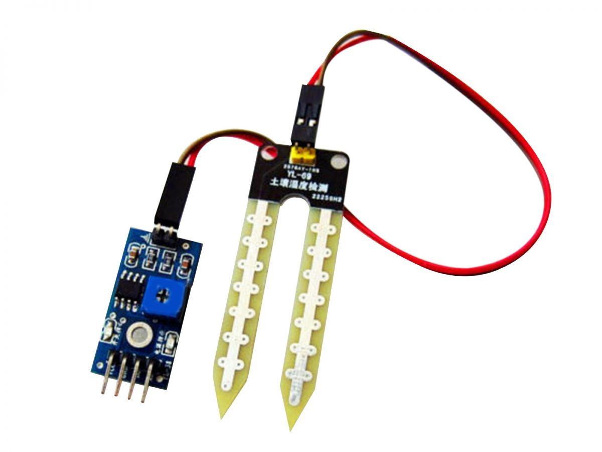 Půdní Vlhkoměr Modul pro Arduino
