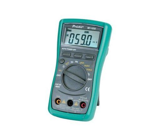 Digitální multimetr RC PROSKIT MT-1232