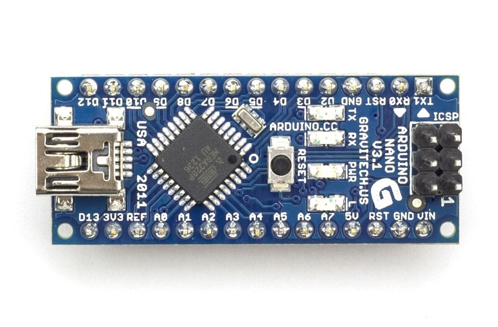 Originální Vývojový kit Arduino Nano