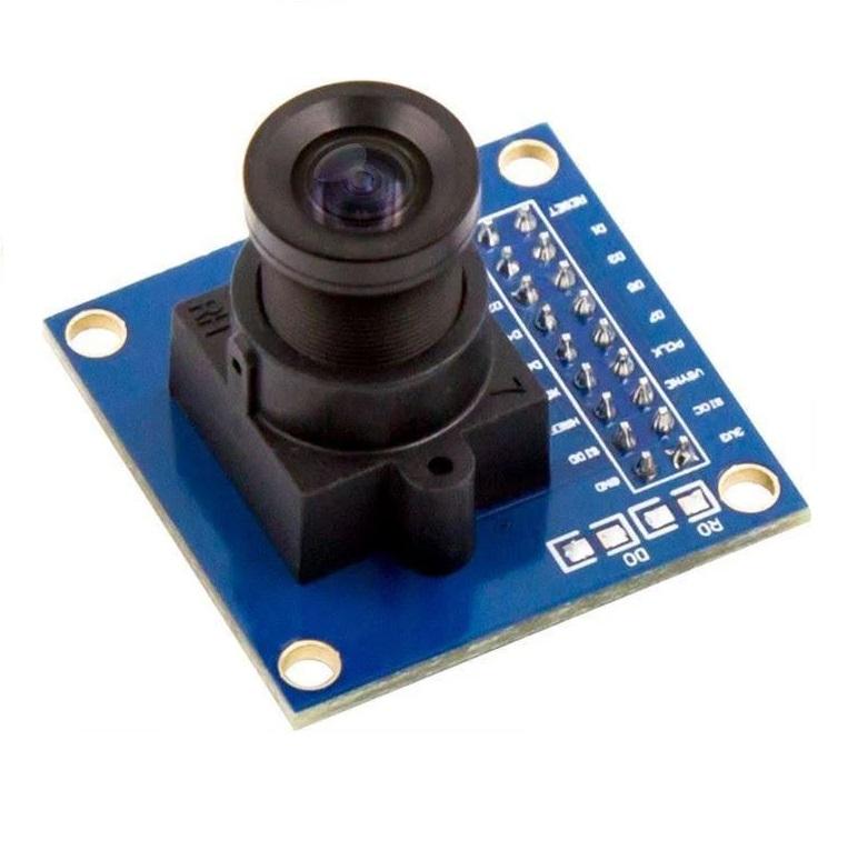 640x480 VGA CMOS Kamera OV7670 FIFO buffer AL422B SCCB I2C