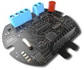 Arduino do krabičky v omítce BE-UK01