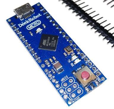 Arduino Micro ATmega32u4 5V 16MHZ Klon