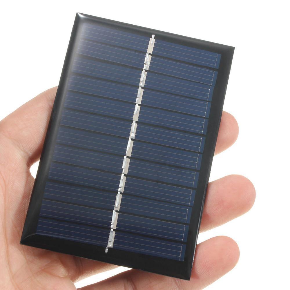 Solární panel 6V 1W až 200mA