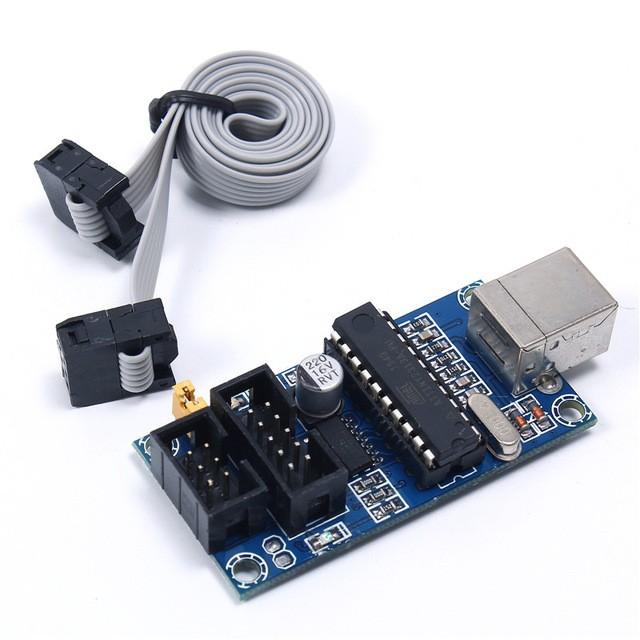 USB programátor ISP AVR pro Arduino bootloader Mega2560 Uno R3