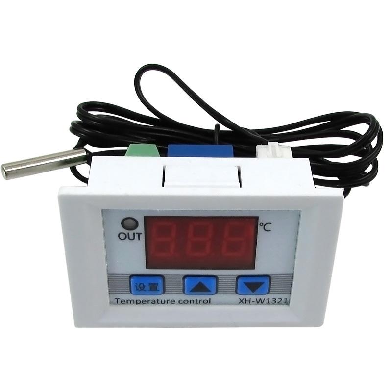 Digitální termostat do panelu -50 ℃ ~ 110 ℃ XH-W1321