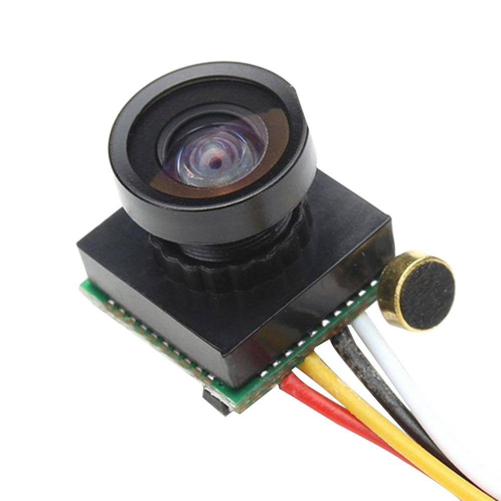 Mini PAL kamera 700TVL FPV s širokoúhlým objektivem 1.8 mm 1/4 CMOS