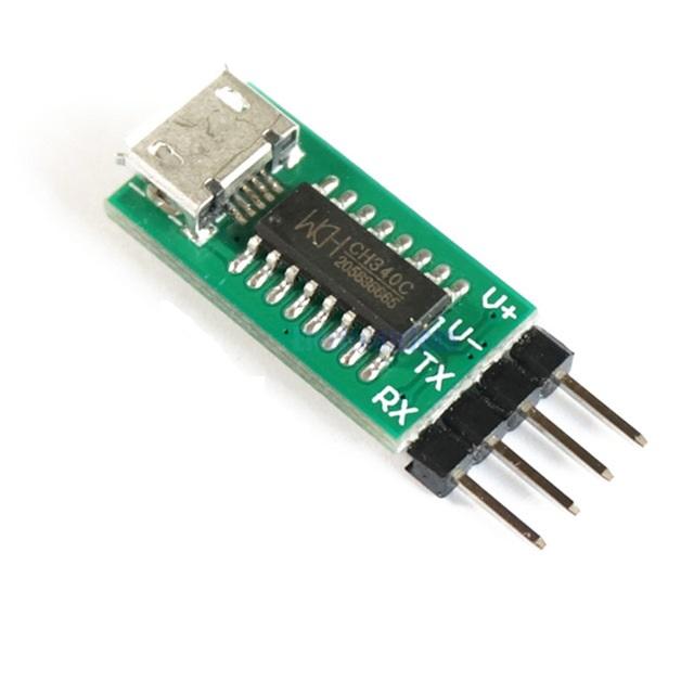 Převodník Micro USB na TTL