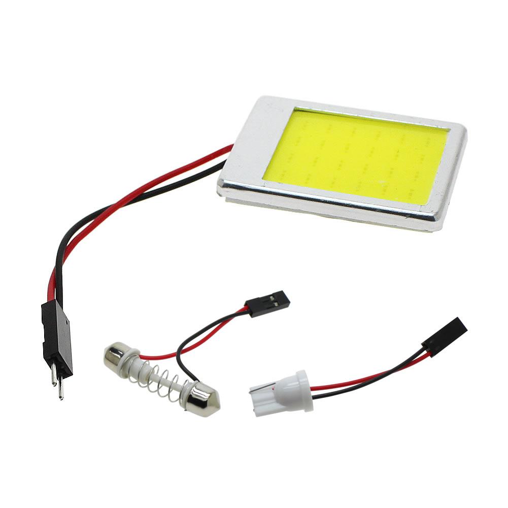 Světelný panel 24 COB LED - set