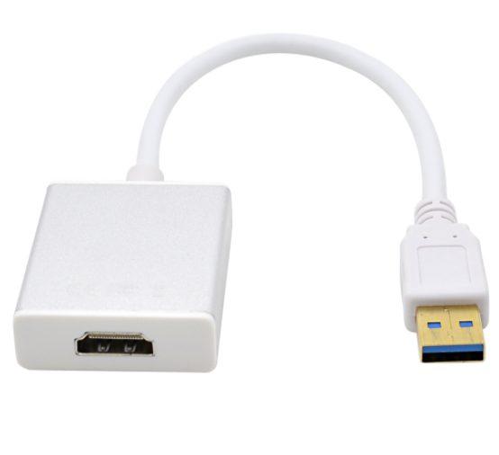 Adaptér USB 3.0 na HDMI - vysokorychlostní