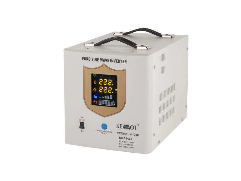 Záložní zdroj na autobaterii UPS 1200W 230V