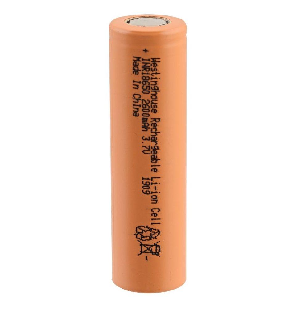 Li-ion akumulátor 18650 Westinghouse - 2600mAh