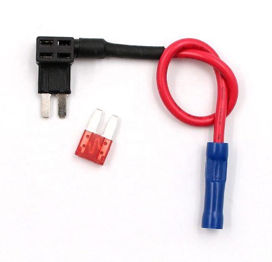Adaptér na pojistky do auta mini TAP 12V 10A