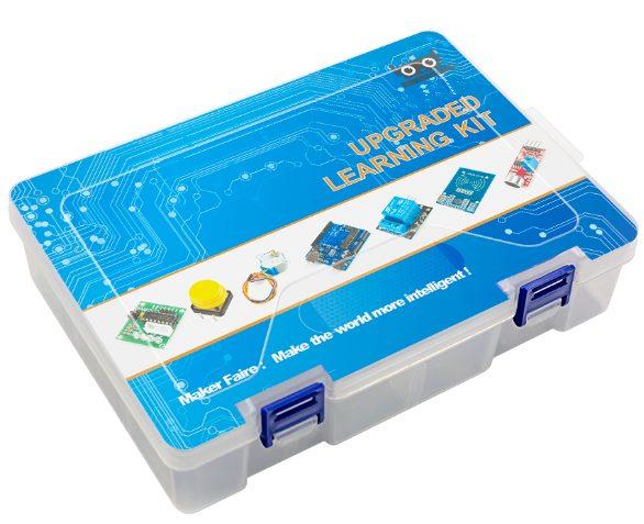 Rozšířený starter kit s precizním klonem UNO R3