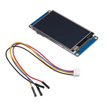 "Nextion 2.8"" LCD displej pro Raspberry Pi 2 a Arduino"