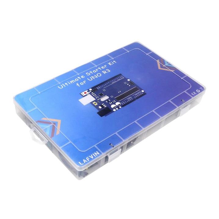 LAFVIN Vrcholná sada Arduino modulů s UNO R3
