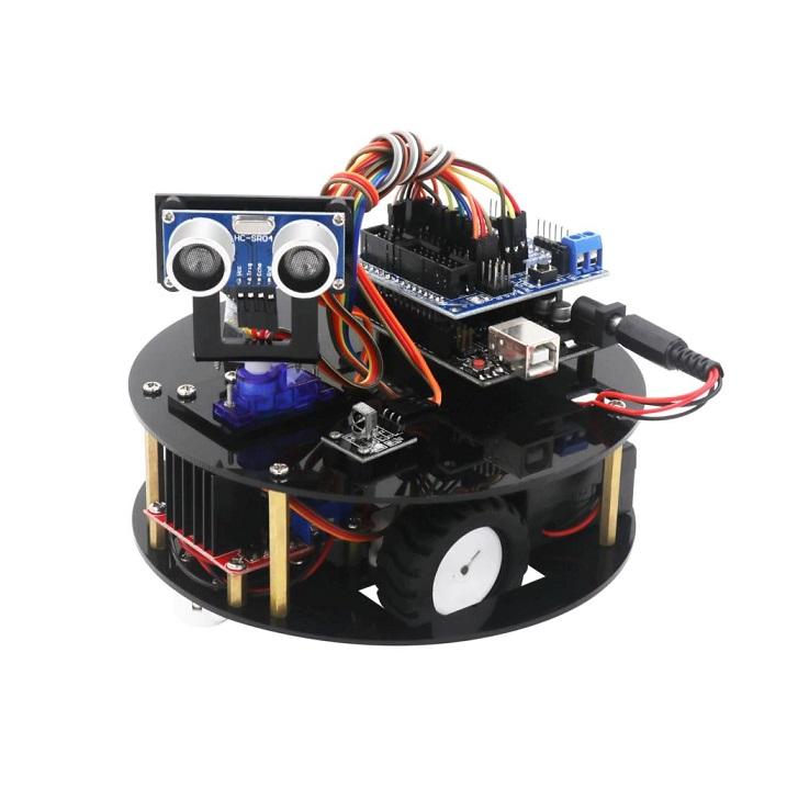 LAFVIN Smart Robot Želva s UNO R3 Český návod