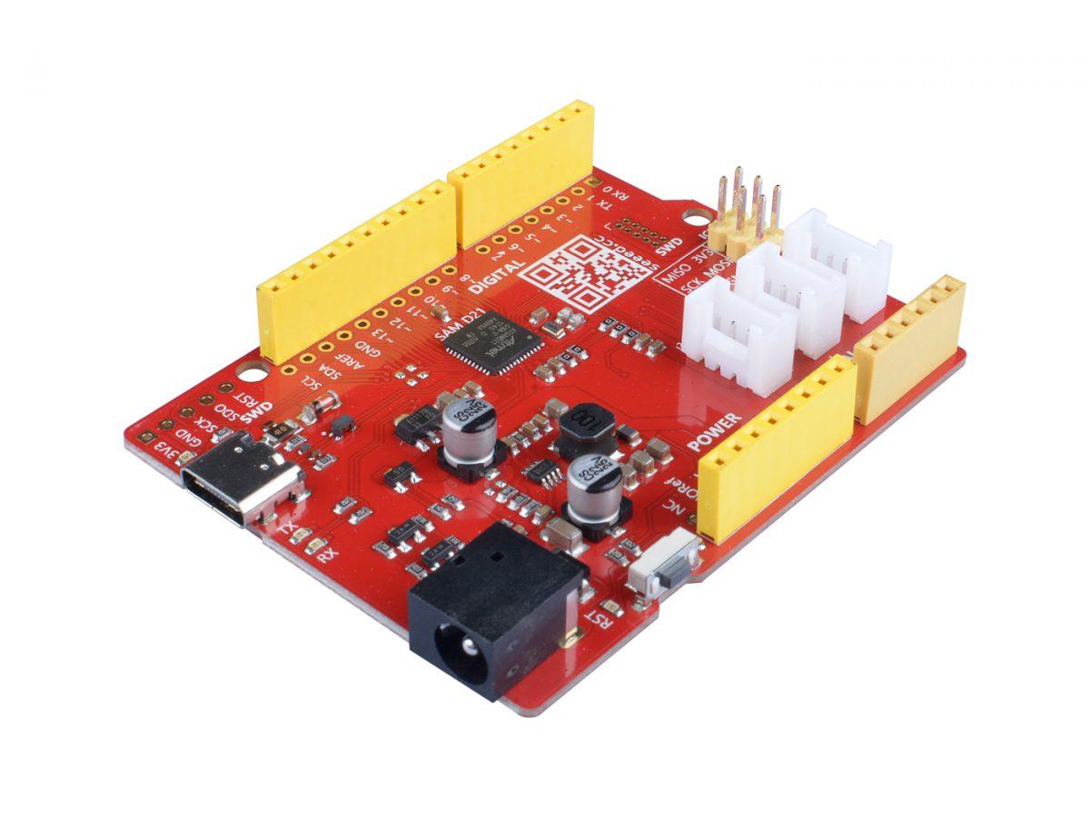 Seeeduino Cortex-M0+, Arduino Zero klon