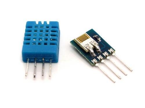 Arduino DHT11 teploměr a vlhkoměr digitální