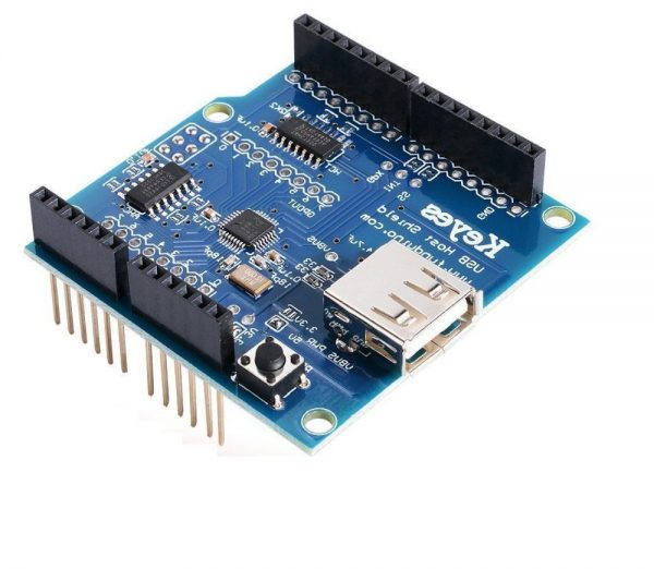 USB host Shield pro Arduino
