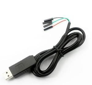 PL2303HX USB TTL převodník