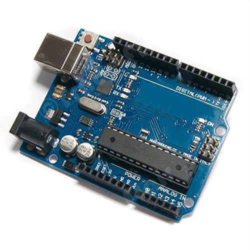 Arduino UNO R3 328P DIL Precizní klon